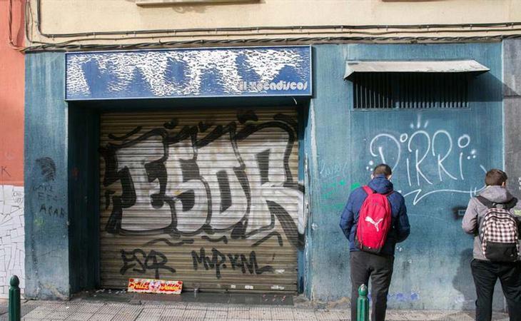 La agresión se produjo en el bar El Tocadiscos de Zaragoza