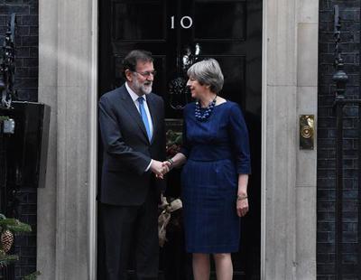 Rajoy pactó con Theresa May varios seguimientos a Puigdemont en Bruselas por parte del MI6