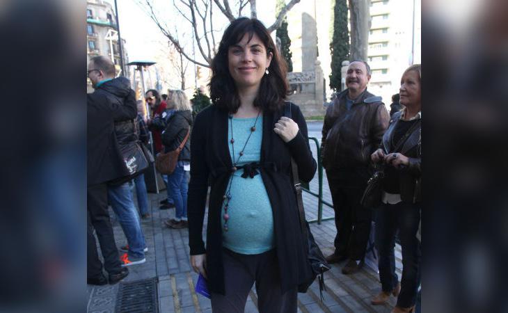 Samanta Villar ha mantenido una postura muy polémica en torno al embarazo