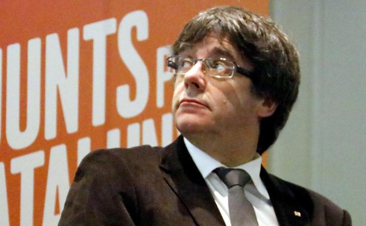 Carles Puigdemont, desde Bruselas: