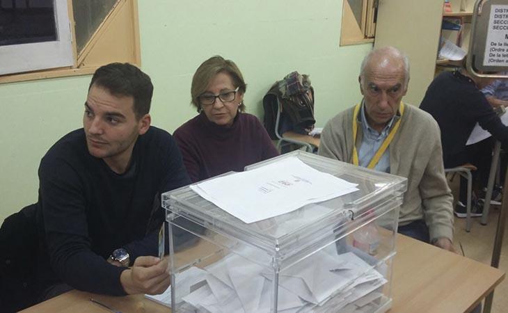 Cierran los colegios electorales de Cataluña. Sigue en directo el recuento en Los Replicantes