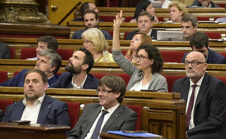 El independentismo gana en escaños pero no en votos con un 24% escrutado