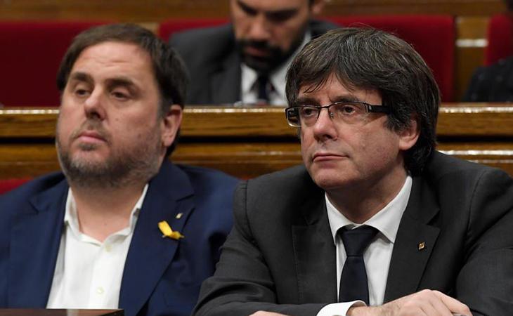 El independentismo consigue mayoría absoluta con un 47,58% de los votos al 90% de escrutinio