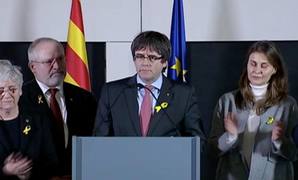 Puigdemont: