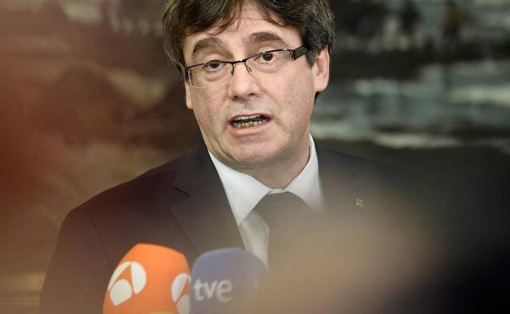 Puigdemont intentará regresar a España para acceder a su investidura como president