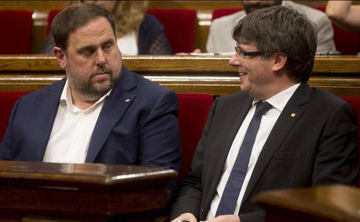 ERC asegura que apoyará a Puigdemont a pesar de las diferencias que mantienen
