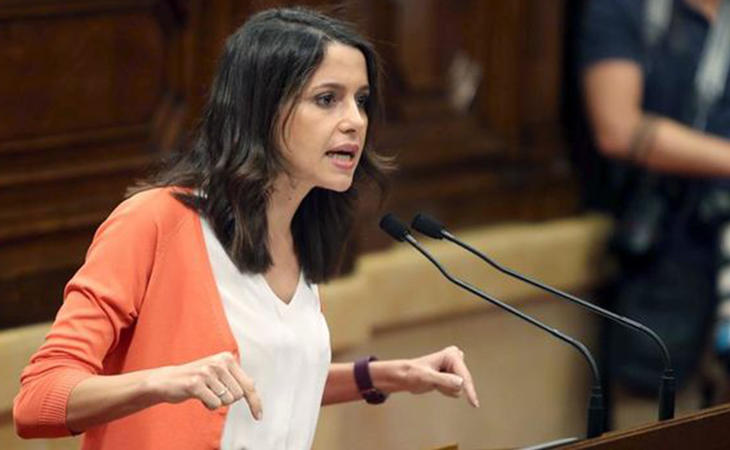 Inés Arrimadas ha ganado las elecciones, pero no cuenta con suficientes apoyos para gobernar