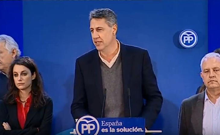 Histórico batacazo del PP en Cataluña