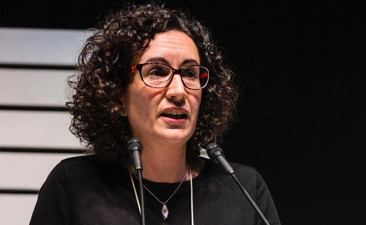 Marta Rovira, secretaria general de ERC