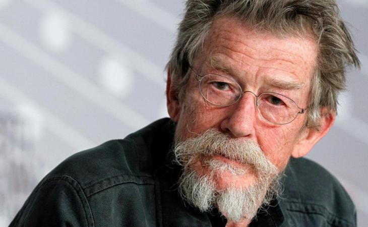 John Hurt (Derbyshire, 22 enero 1940 - Northfolk, 25 enero 2017)