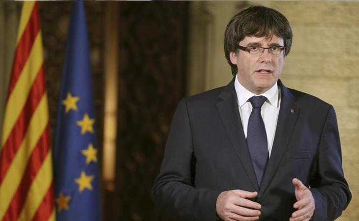 El cese del Govern a cuenta del artículo 155 era 'necesario' en palabras de Rajoy