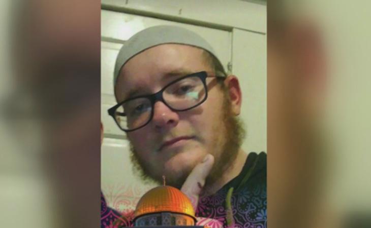 Jameson había planeado realizar un ataque terrorista en nombre del Daesh