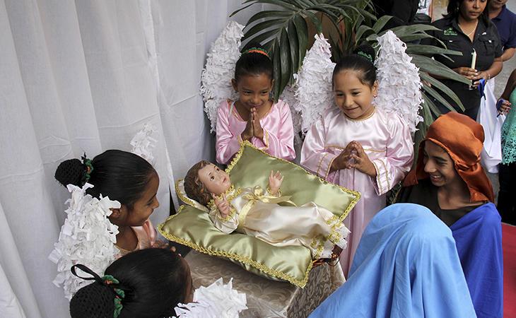 La Navidad venezolana destaca por su sencillez
