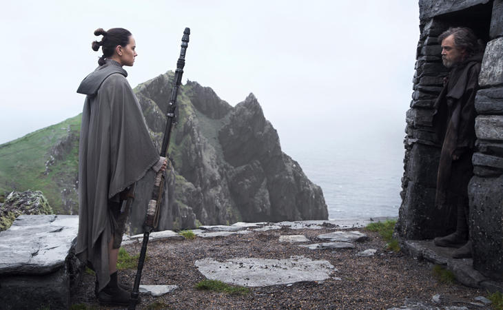 'Star Wars: Los últimos Jedi', de Rian Johnson
