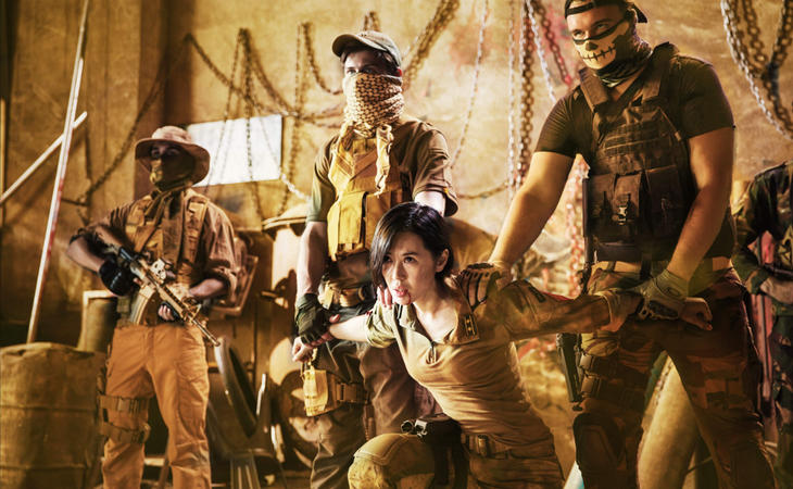 'Wolf Warrior 2', de Jing Wu