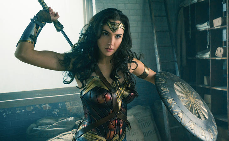'Wonder Woman', de Patty Jenkins