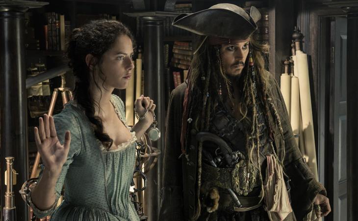 'Piratas del Caribe: La venganza de Salazar', de Joachim Ronning & Espen Sandberg