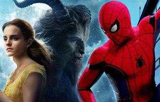 Las 10 películas más taquilleras de 2017
