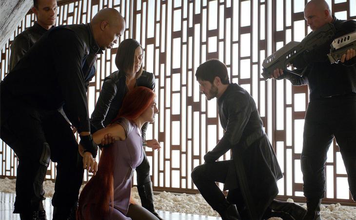 Los protagonistas de 'Inhumans', uno de los grandes fracasos de Marvel