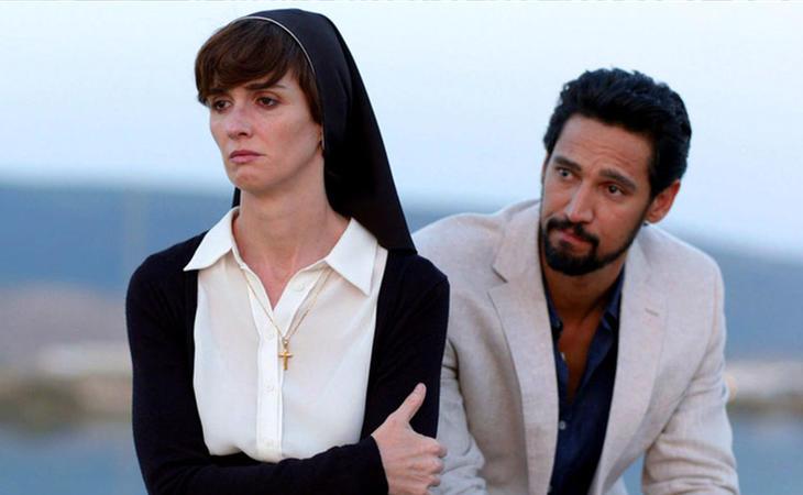 Paz Vega y Staney Coppet, protagonistas de 'Perdóname, señor'