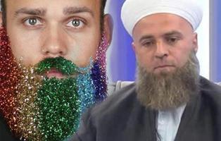 Un predicador musulmán asegura que los hombres sin barba pueden volverte gay