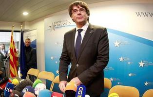 Puigdemont no volverá a España: busca fórmulas para seguir en Bruselas con cargo simbólico