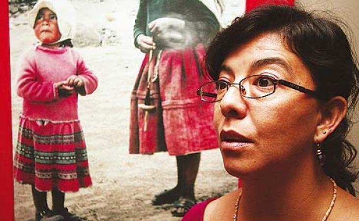 Gisela Ortiz ha recordado a su hermano, uno de los estudiantes desaparecido en 1991