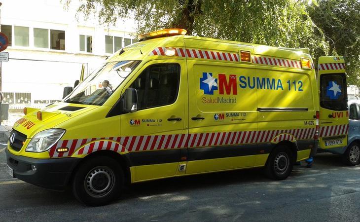 El contrato de las ambulancias fue concedido a Ferrovial por 82 millones de euros