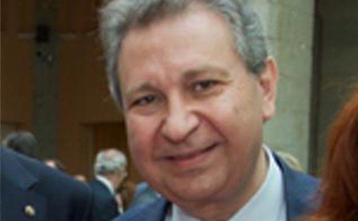 Santiago Cortés es el responsable de gestión del SUMMA 112