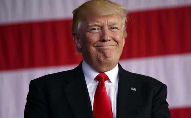 Trump no ha dudado en posicionarse en contra de los derechos del colectivo LGTBI