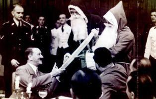 Así cambió Hitler la Navidad para no celebrar el nacimiento de un niño judío