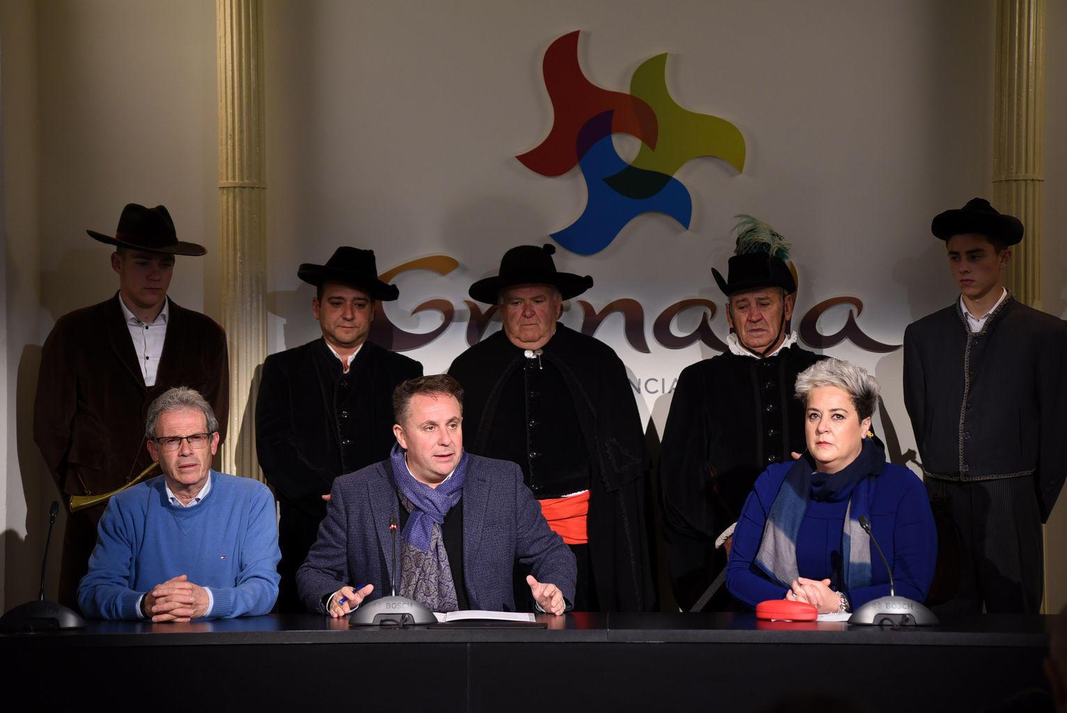 La Diputación ha pedido la anulación de la fiesta de los Inocentes