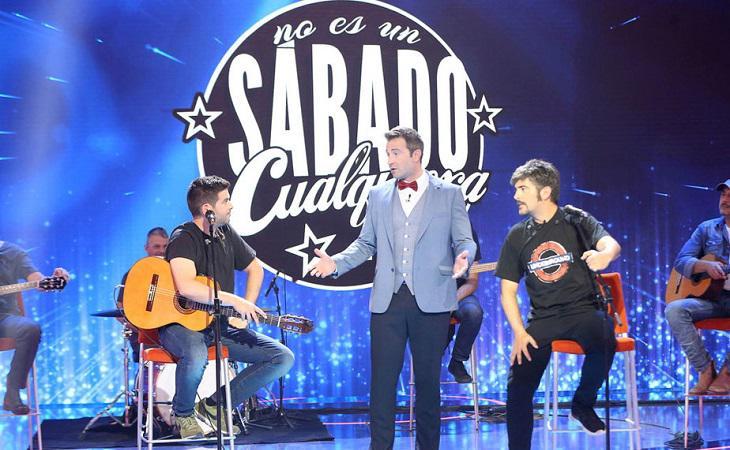 Fernando Gil presentó 'No es un sábado cualquiera'
