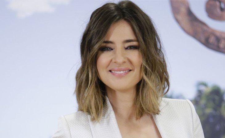 Sandra Barneda, uno de los rostros más reconocidos de Telecinco
