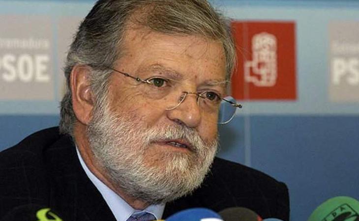 Rodríguez Ibarra no deja el PSOE