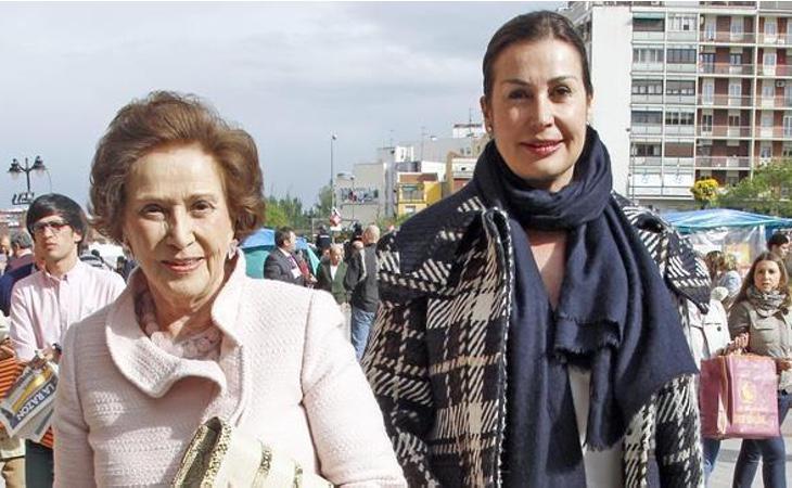 Los hijos de Carmen Franco herederán una ingente fortuna