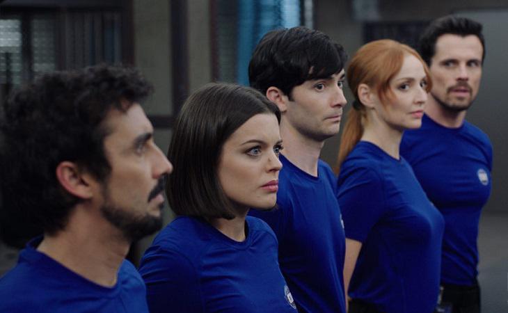 'Cuerpo de élite' tendrá su versión televisiva con actores como Cristina Castaño o Canco Rodríguez