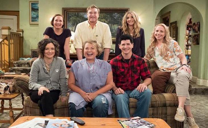 'Roseanne' regresa a televisión desde su última emisión en 1997