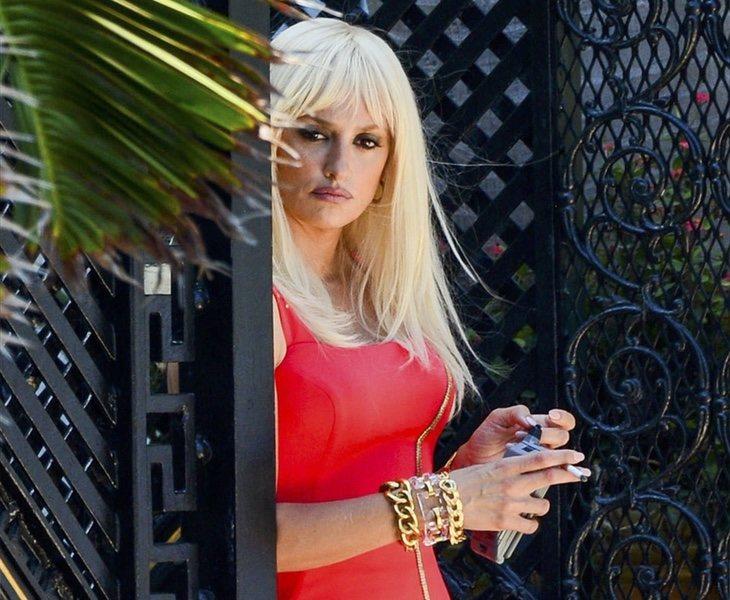 Penélope Cruz como Donatella Versace en 'American Crime Story: Versace'