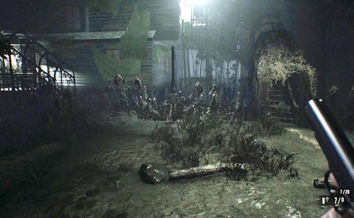 'Resident Evil 7' pasa a una perspectiva en primera persona