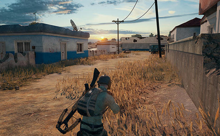 El género Battle Royale de 'PlayerUnknow's Battleground' es uno de los exitos de 2017