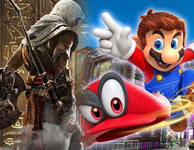 Los 10 mejores videojuegos de 2017
