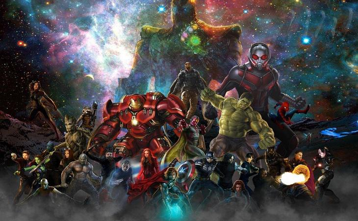 'Vengadores. Infinity War', de Anthony & Joe Russo