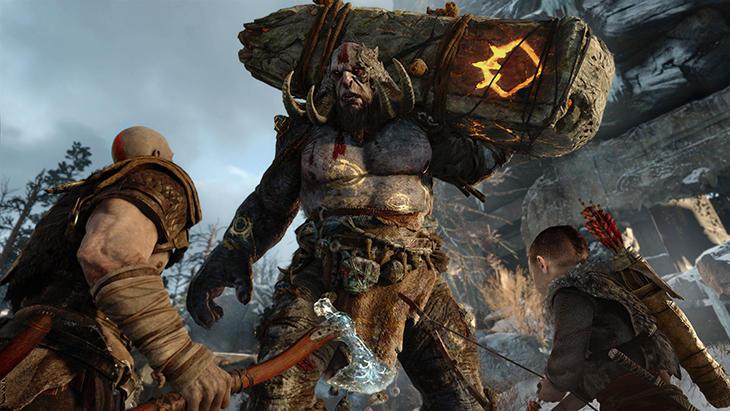 Kratos ahora es papá y podremos manejar a su vástago