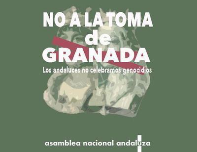 La ANC andaluza: la toma de Granada a los musulmanes fue la colonización del país
