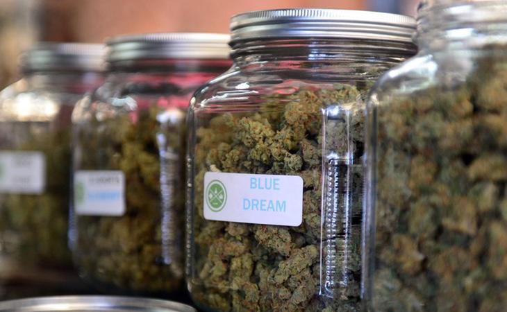 California ha legalizado la marihuana con la llegada del año 2018