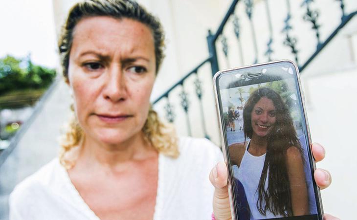La madre de Diana Quer se encuentra completamente conmocionada por todo lo sucedido