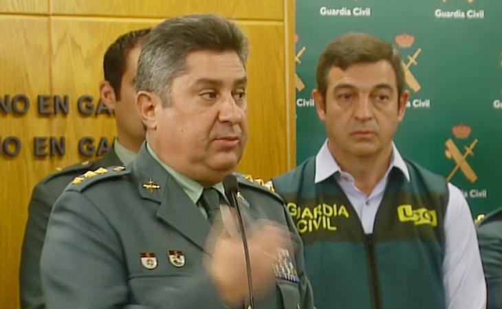La Guardia Civil está detallando las últimas novedades sobre el caso