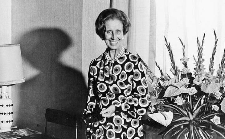 Carmen Polo, esposa de Franco