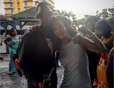 Asesinan al primo de Rihanna tras pasar la tarde con ella